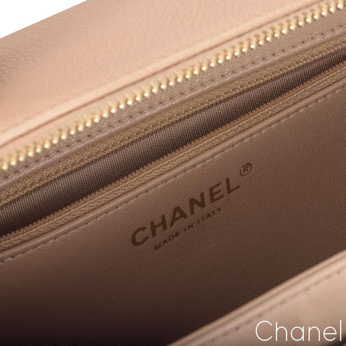 Chanel Large Vanity case Handbag